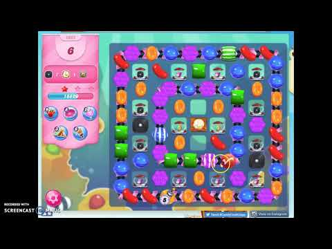 Candy Crush Level 2093 Audio Talkthrough, 3 Stars 0 Boosters
