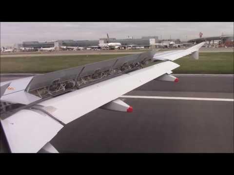 Let z Prahy do Londýna