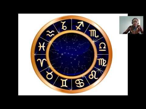 Лунные узлы в гороскопе -