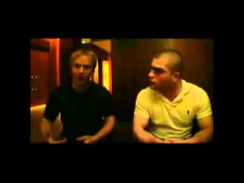 Jonathan Manzi and Alexander Debelov Interview
