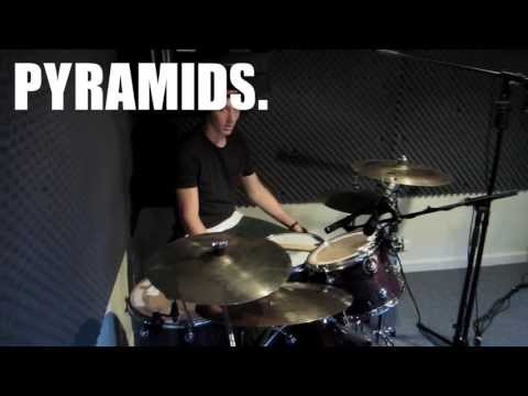 Pyramids-Scar Tissue Red Hot Chili Peppers Cover