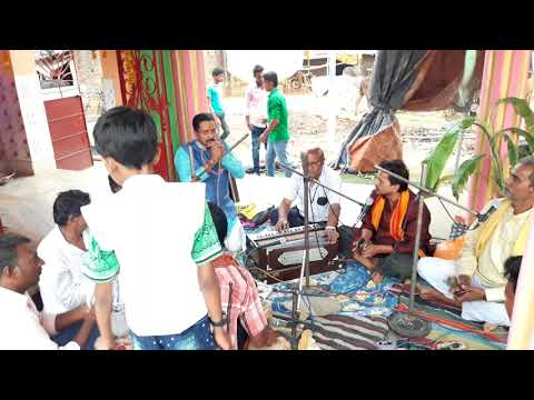 Singer dip Narayan Dehati and Rajesh Yadav