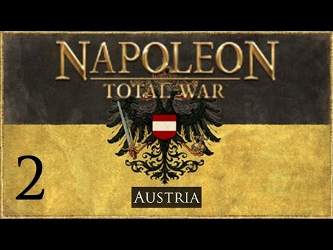 Napoleon Total War Austria Campaign Part 2
