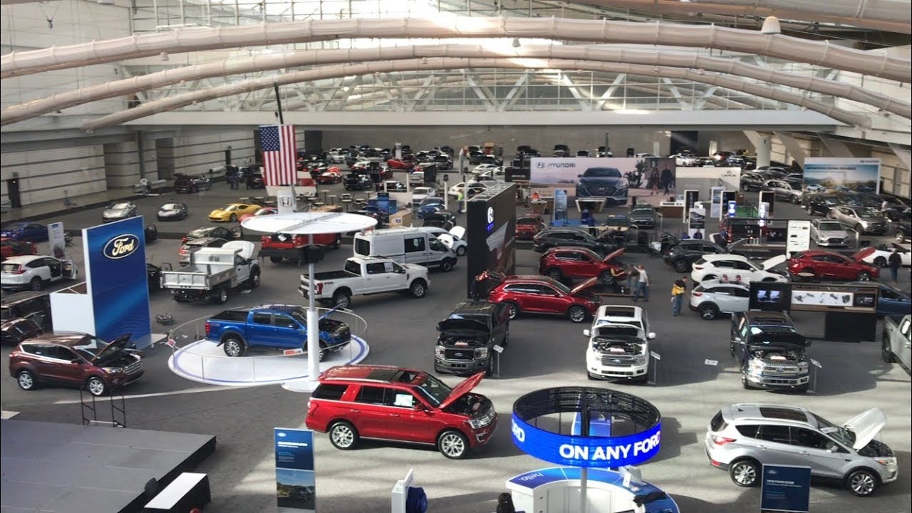 A Preview Of The Pittsburgh International Auto Show YouTube - Pittsburgh international car show
