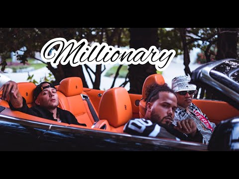 Maldy – Millionary (Letra) ft. Nio Garcia & Brray