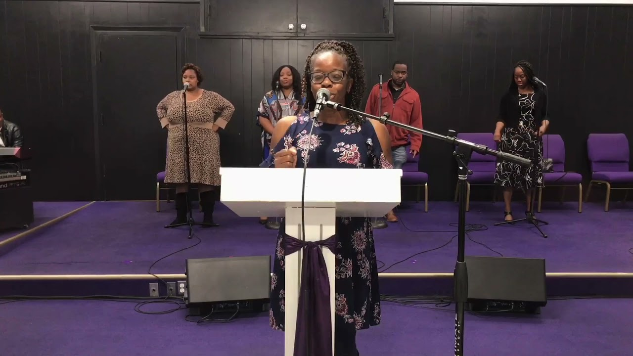 Blessed and Well Favored Part 3 | Rev. David Smothers | 4/25/2021