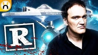 Quentin Tarantino Rated R Star Trek Movie Officially Announced