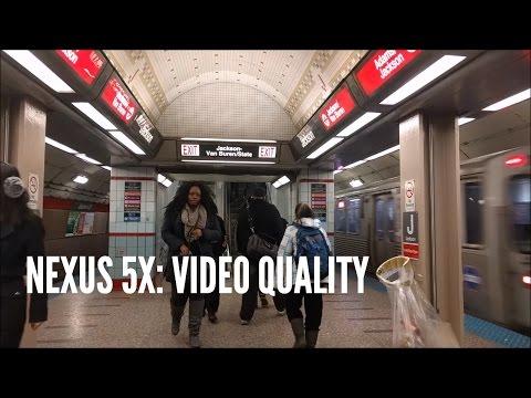 Nexus 5X: Video Quality - Part 2