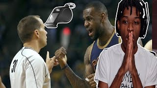 THE WORST CALLS IN NBA HISTORY...