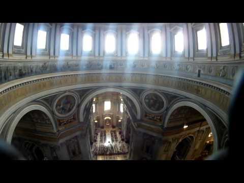 Vatican City Time Lapse