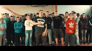 """Drużyna Mistrzów - Bosski, Kawas, Wiejak -  """"Dopal Dopalaczom"""" (Official video)"""
