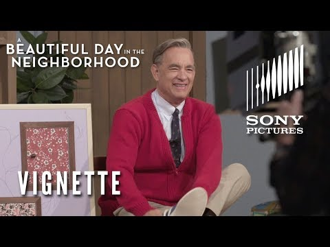 Lisa St. Regis - A BEAUTIFUL DAY IN THE NEIGHBORHOOD Vignette - Becoming Mister Rogers