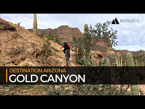 Bonvelo Destination S2E02 | Gold Canyon, Arizona