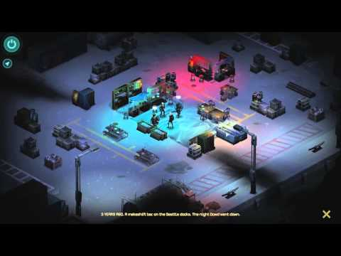 Test Chamber - Shadowrun Returns
