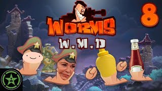 Michael Gets Cancelled - Worms W.M.D. (#8) | Let
