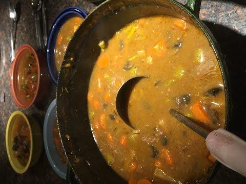 THE WORLDS BEST Gluten Free Spicy Venison Stew!!  Historically Speaking