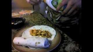 How to Make the Best Breakfast Burrito
