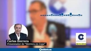 """Los tertulianos de """"Herrera en Cope"""" discuten con el escritor cubano Norberto Fuentes: Parte 1"""