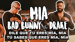 Bad Bunny Feat. Drake Mia Letra Lyrics.mp3