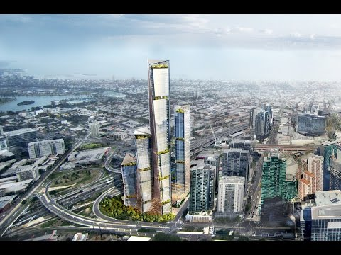 Melbourne Tallest Building Projects and Proposals  2016