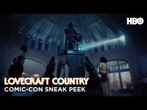 Lovecraft Country: Comic-Con Sneak Peek | HBO