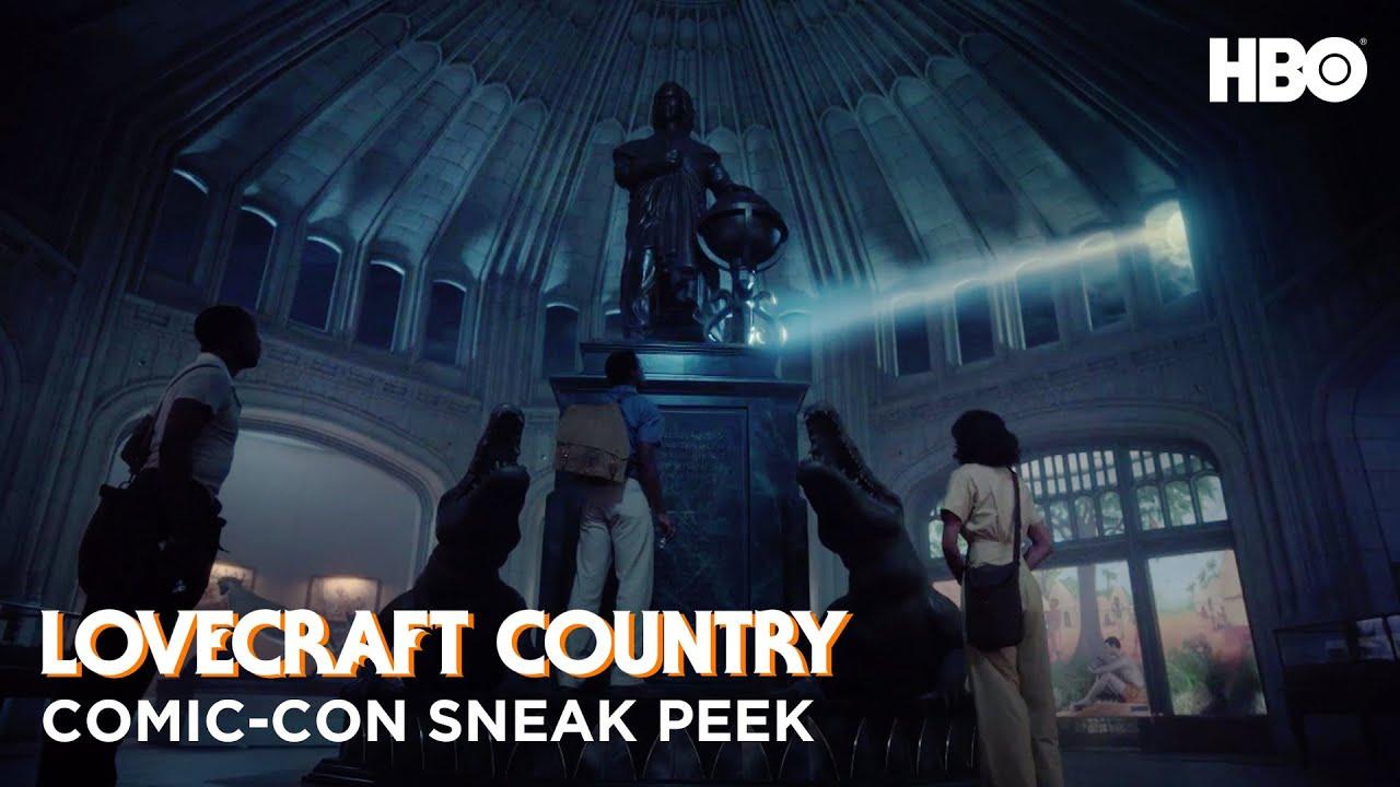 Lovecraft Country: Comic-Con Sneak Peek   HBO