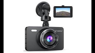 Crosstour 1080P Car DVR Dashboard Camera Full HD CR300