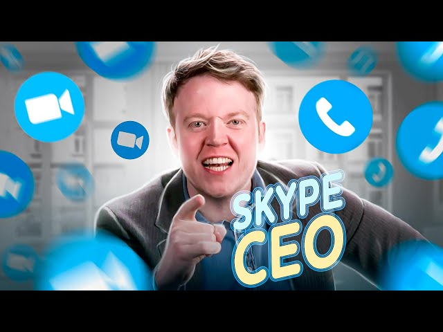 A Message From the Skype CEO