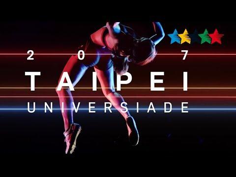 Taipei in Motion - 29th Summer Universiade 2017, Taipei, Chinese Taipei