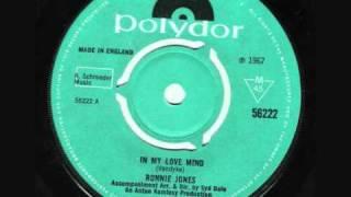 Ronnie Jones - In My Love Mind (1967)