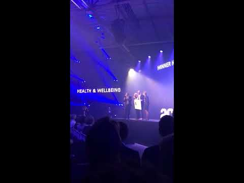 Accenture Innovation Awards - Health & Wellbeing