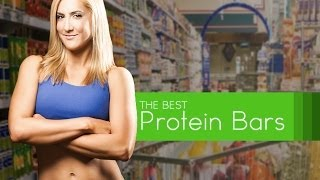Best PROTEIN BARS for WEIGHT LOSS (Healthiest Protein Bar for Women)