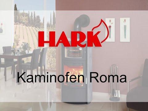 kaminofen hark roma gt ecoplus mit backfach youtube. Black Bedroom Furniture Sets. Home Design Ideas