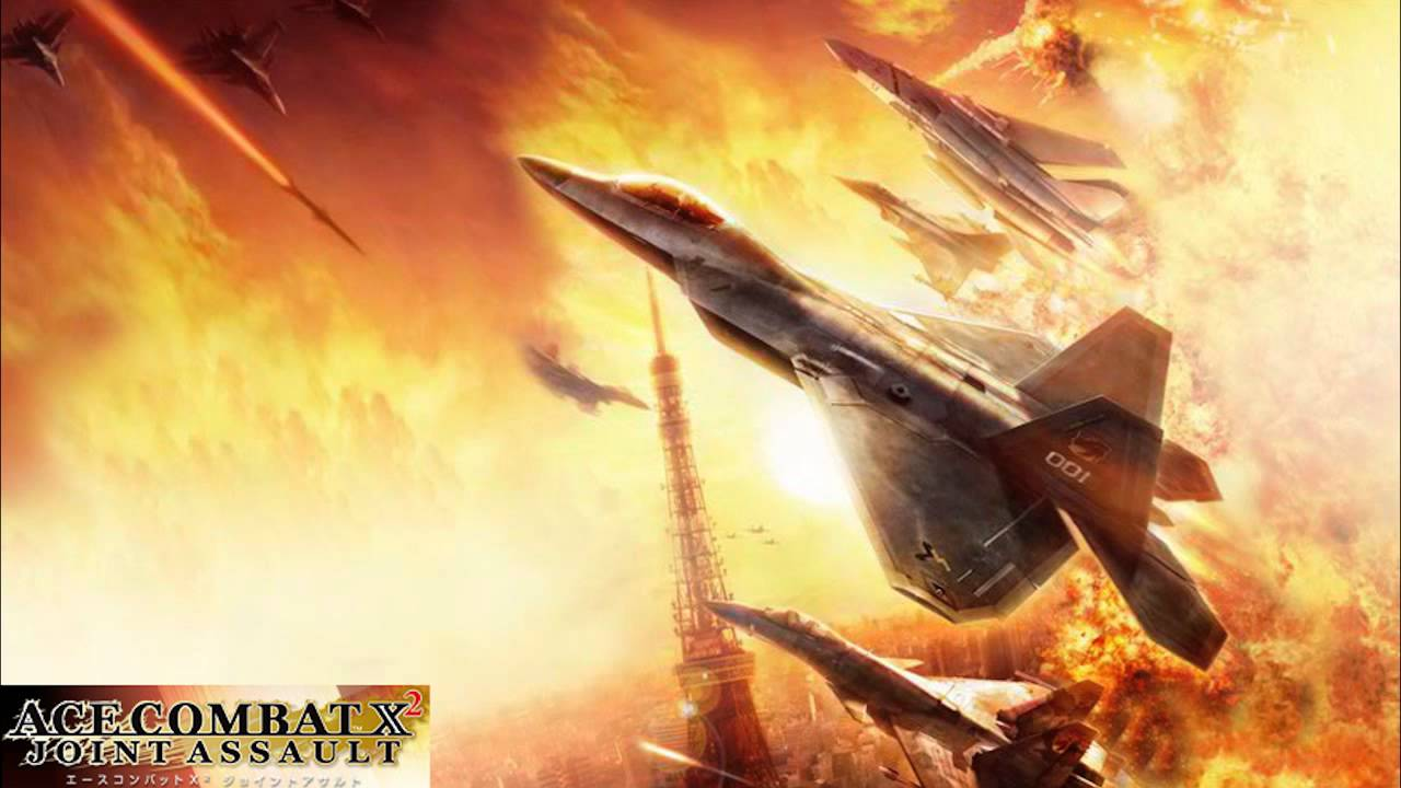 Ace Combat X²: Joint Assault - In the Zone - YouTube