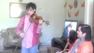 Leon Onn Violinist/ Meditation from Thais @Datin Rafiq ( Hari Raya )