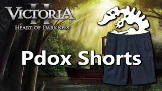 Diplomatic Insult | Pdox Shorts