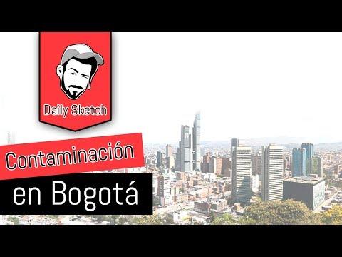 CONTAMINACIÓN DE RÍOS EN BOGOTÁ | EXPLICACIÓN GRAFICA PARA DUMMIES