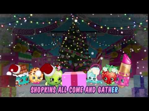 New Shopkins Cartoon 2015 - Episode 9 | Christmas Sing Along | Animation cartoon for kids