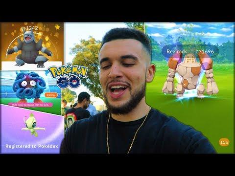 ANOTHER BAD LEGENDARY? NEW GEN 4 RAID BOSSES! (Pokémon GO)