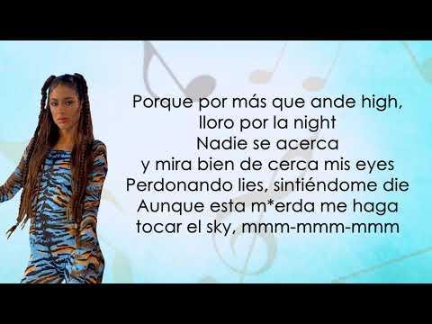 Maria Becerra, TINI, Lola Indigo – High Remix (Letra/Lyrics)