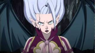 Mirajane Take Over: Satan Soul VS Freed Justine