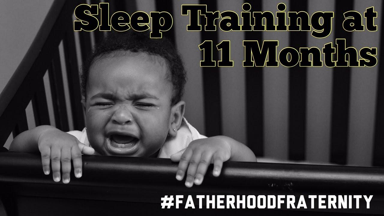 Crib Training 11 Month Old Baby (Ferber Method) - # ...