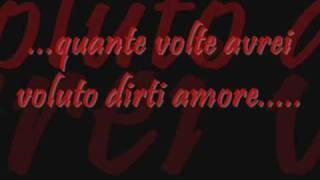 O amore amore amore...Roberto Vecchioni