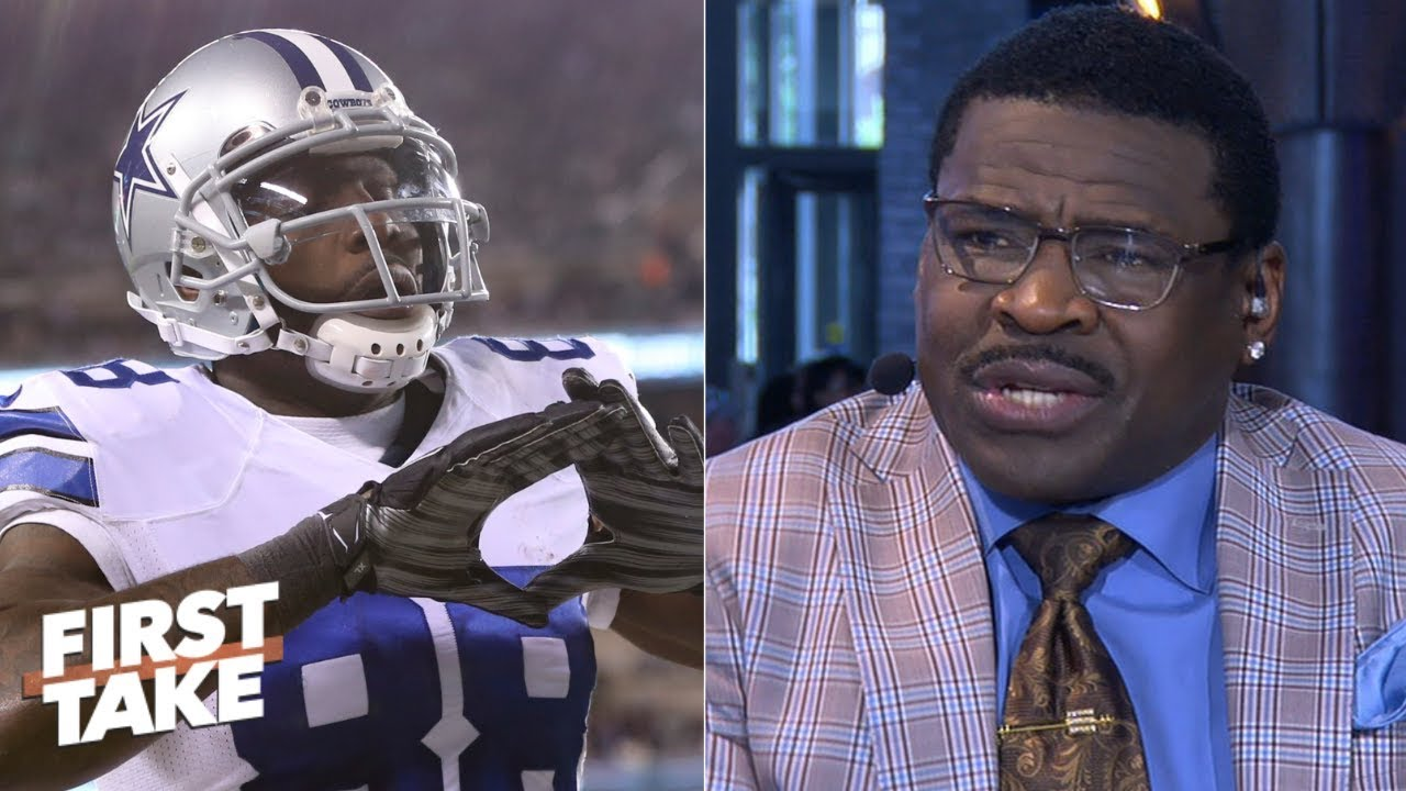 Michael Irvin Dez Bryant Remaining Unsigned Makes No Sense First Take