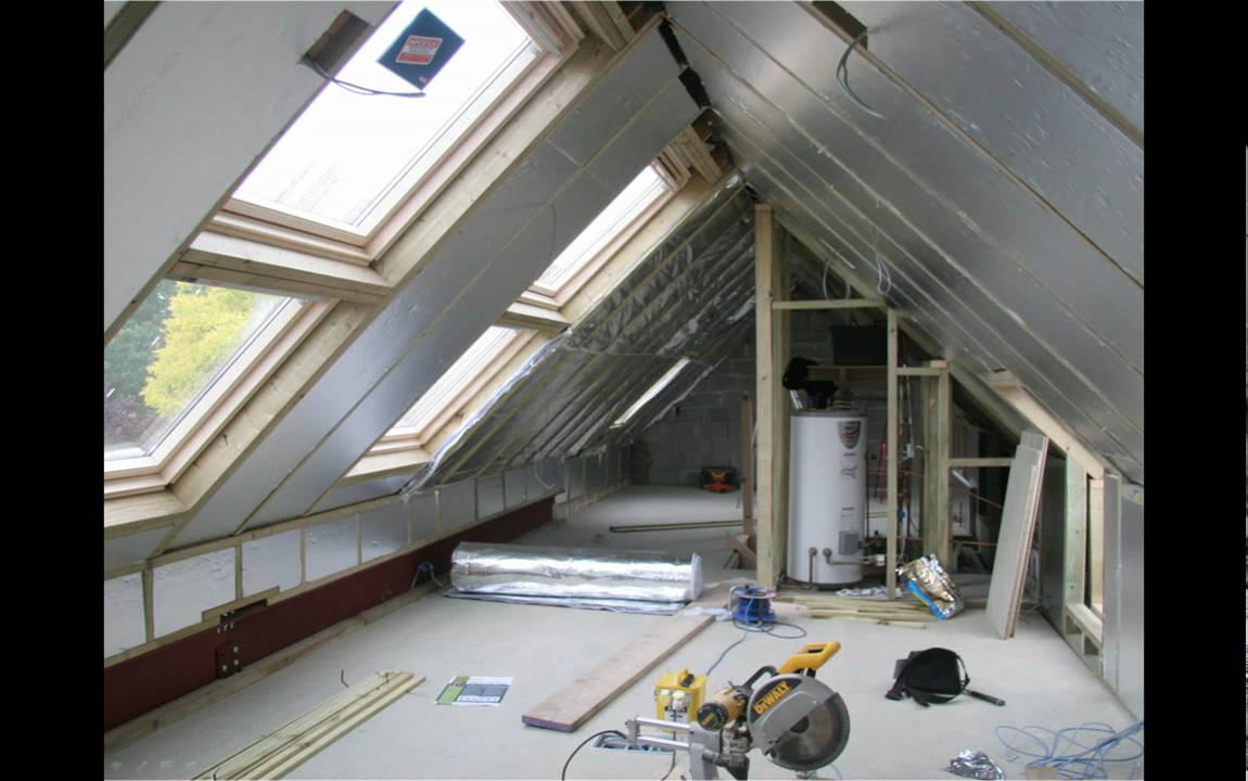 attic conversion stairs ideas - Velux Loft Conversion from Start to Finish