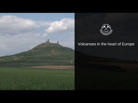 Volcanoes in the heart of Europe