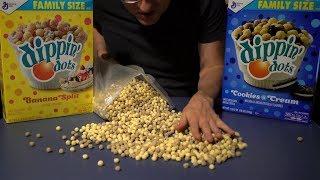 CTC Review #61 - Dippin' Dots Cereal (Banana Split & Cookies n Cream)