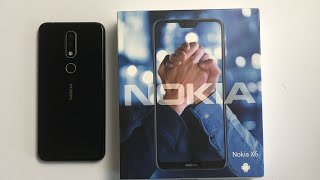 Nokia X6 Deep review