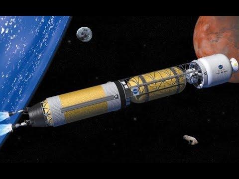 NASA Testing Again Program for Nuclear Thermal Rockets