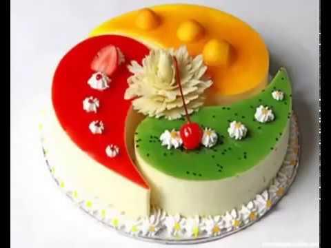 Best Birthday Cake Icing Recipe With Fruit  Beautiful  Awesome - Best birthday cake icing
